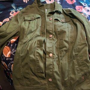 Large lularoe jacket